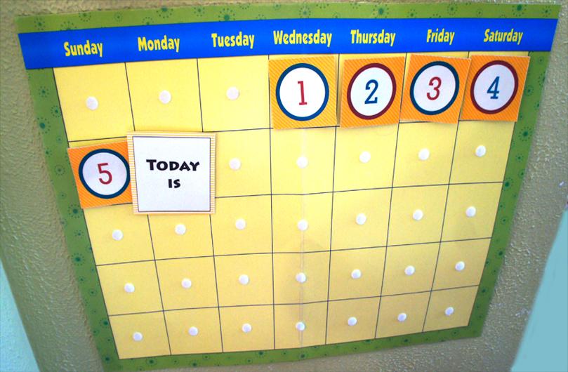 Kindergarten Calendar S S : Prek prep calendar season s …… by cori ann