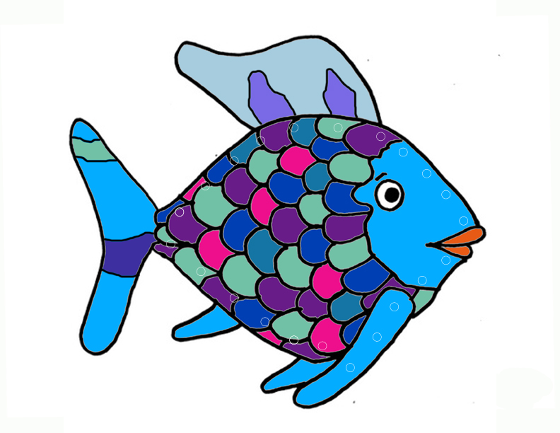 letter f coloring page, fish | Consonant Sound Coloring Pages ...