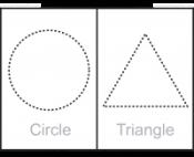 shape trace 1