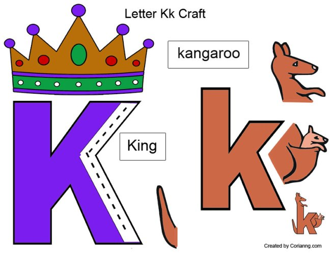 letter-Kk-craft-image