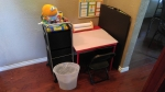 Mini Homeschool Area
