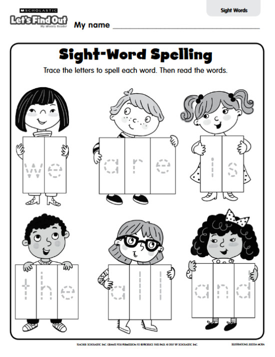 martin-sight-words