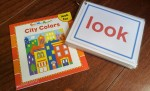 K5 Book 1 City Colors Lesson Plan