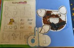 K5 Book 4 Go, Go Lesson Plan