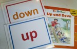 K5 Book 6 Up and Down Lesson Plan