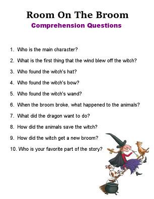 room_on_the_broom_comprehension